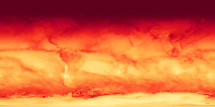 Solar Insolation (1 month) | NASA