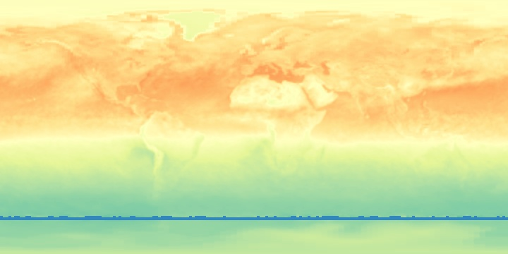 Net Radiation (1 month) | NASA