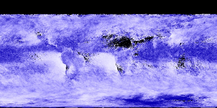 Cloud Particle Radius (1 month - Aqua/MODIS)   NASA