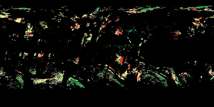 Aerosol Particle Radius (1 day - Terra/MODIS, 2005-16) | NASA
