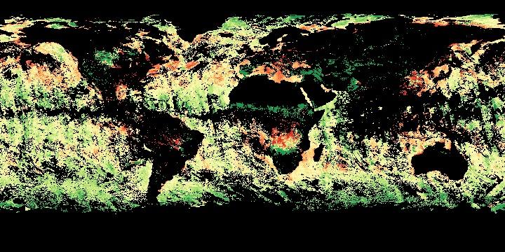 Aerosol Particle Radius (8 day - Aqua/MODIS, 2002-16) | NASA