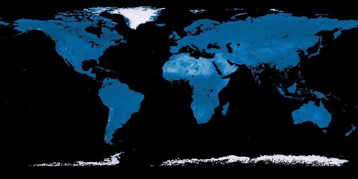 Albedo (1 month) | NASA