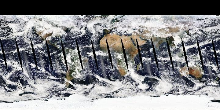 True Color (1 day - Aqua/MODIS Rapid Response)   NASA
