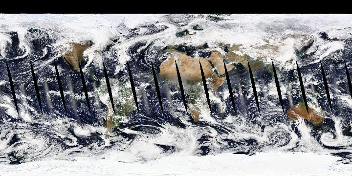 True Color (1 day - Aqua/MODIS Rapid Response) | NASA