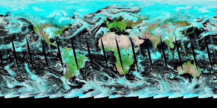 False Color (1 day - Aqua/MODIS Rapid Response) | NASA