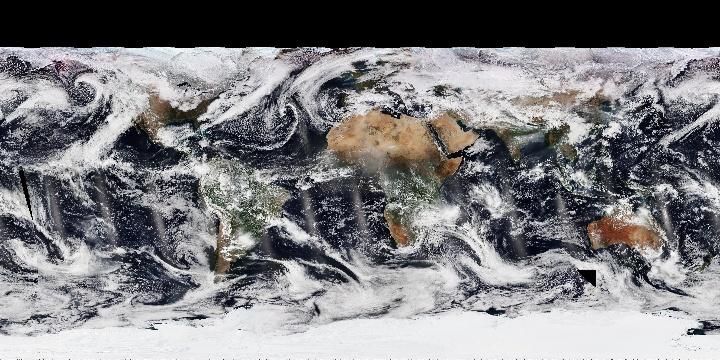 True Color (1 day - NPP/VIIRS) | NASA