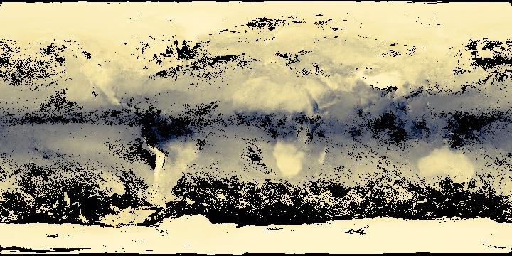 Water Vapor (8 day - Terra/MODIS) | NASA