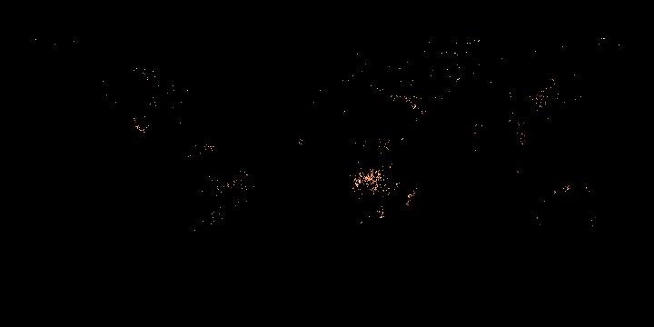Active Fires (8 day - Terra/MODIS) | NASA