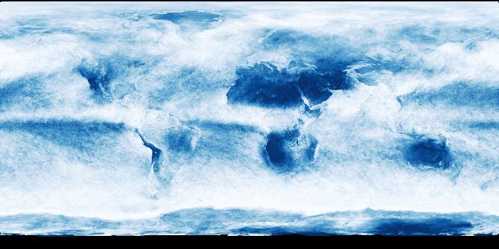 Cloud Fraction (1 month - Aqua/MODIS) | NASA