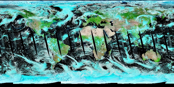 False Color (1 day - Aqua/MODIS) | NASA