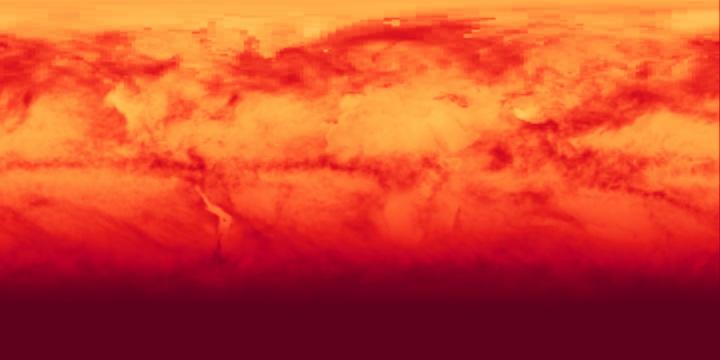Solar Insolation (8 day) | NASA
