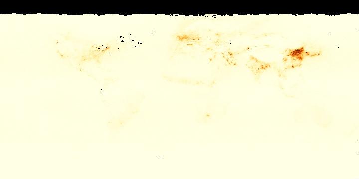 Nitrogen Dioxide (1 month) | NASA