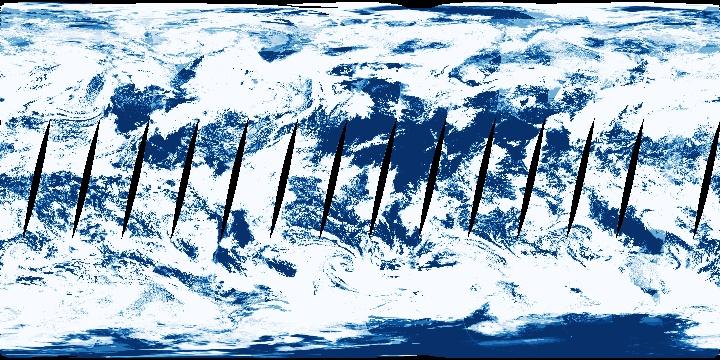 Cloud Fraction (1 day - Terra/MODIS) | NASA