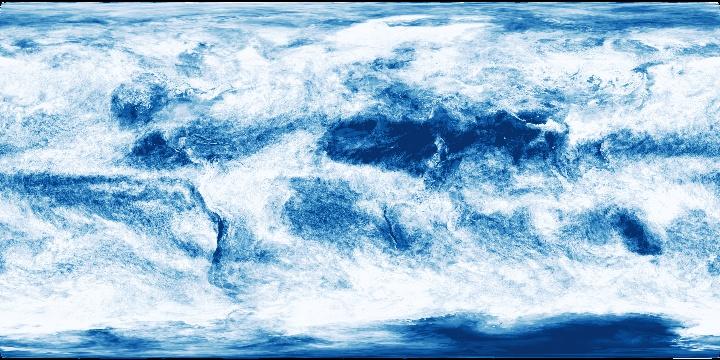 Cloud Fraction (8 day - Aqua/MODIS) | NASA