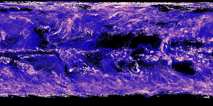 Cloud Water Content (8 day - Terra/MODIS) | NASA