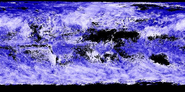 Cloud Particle Radius (8 day - Aqua/MODIS)   NASA