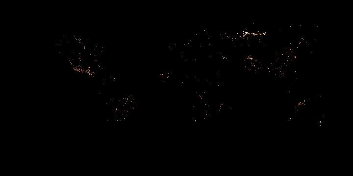 Active Fires (8 day - Terra/MODIS)   NASA