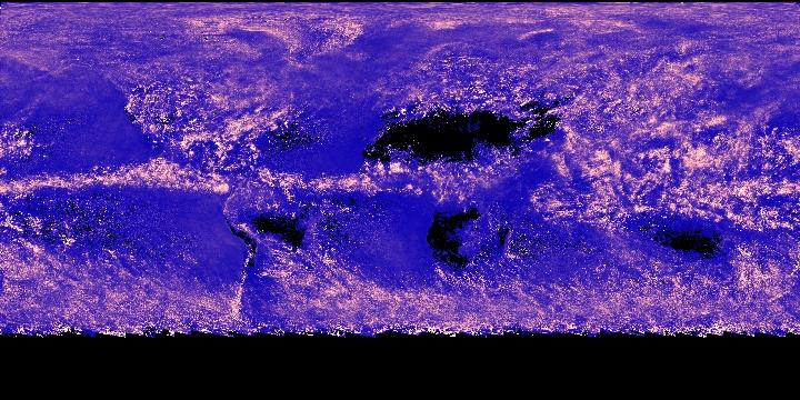 Cloud Water Content (1 month - Terra/MODIS) | NASA