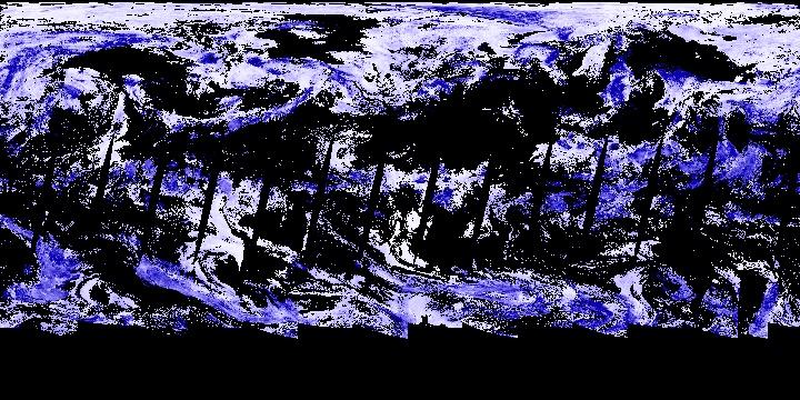 Cloud Particle Radius (1 day - Terra/MODIS) | NASA