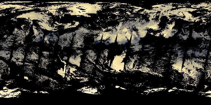 Water Vapor (1 day - Terra/MODIS) | NASA