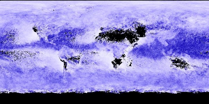 Cloud Particle Radius (1 month - Terra/MODIS) | NASA