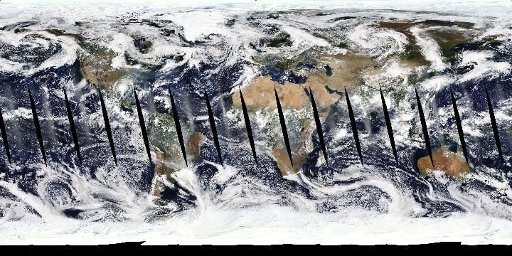True Color (1 day - Aqua/MODIS) | NASA